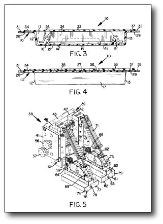 Patent illustrations prepared by patent illustrators with for Utility patent application template