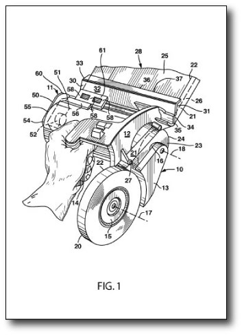 Patent Illustrations Prepared By Patent Illustrators With Examples